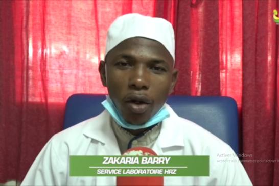ZIGUINCHOR : L'appel des blouses blanches pour sauver la banque de sang et des vies humaines.