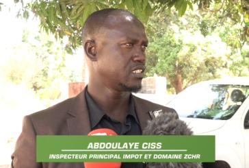 Ziguinchor : l'Inspecteur des impôts et domaine donne un message fort aux populations de Boutoupa sur les questions foncières