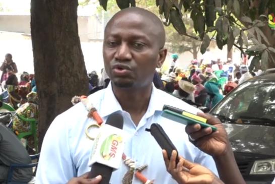 Ziguinchor : Le Maire de Diembéring avocat défenseur d'Alioune Sall dans l'affaire Pétro Tim/BBC