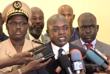 ZIGUINCHOR: Le ministre Oumar Gueye annonce l'imminence de la mise en œuvre du pole territorial Casamance