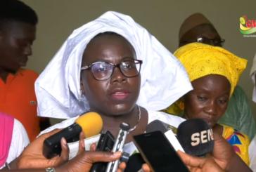 ZIGUINCHOR: Aminata Assome Diatta satisfaite de la sortie des responsables de BBY de Ziguinchor sur l'affaire PETRO TIM