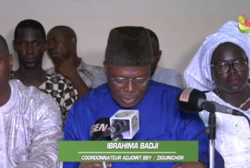 ZIGUINCHOR: BBY s'érige en bouclier pour Macky Sall sur l'affaire dite du scandale du pétrole