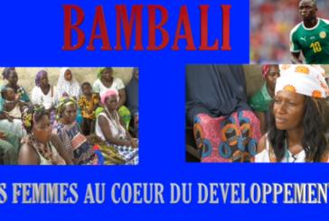 EMISSION BAMBALI  Les femmes au cœur du développement
