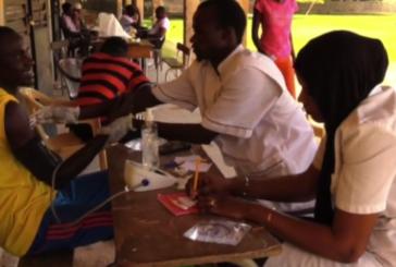 BIGNONA: GLOBAL SANTE consulte plus de 700 personnes à Tendouck