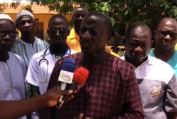 BIGNONA: LE DR Ansoumana Diatta fait le bilan des consultations médicales à TENDOUCK
