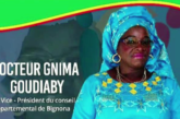 LE DR GNIMA GOUDIABY soutient la caravane de reboisement de Balandine