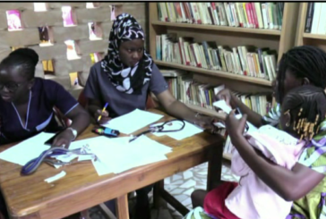GLOBAL SANTÉ fait des consultations médicales gratuites à Thionck Essyl