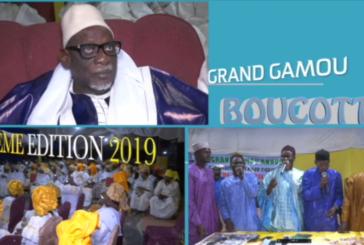 GAMOU BOUCOTTE 2019
