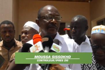 DÉCÈS de Moussa Cissokho, conseiller municipal de la commune de Ziguinchor