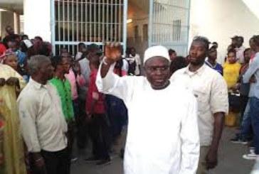 L'EX-MAIRE DE DAKAR Khalifa Sall gracié par le président Macky Sall