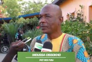 MOUSSA CISSOKHO Président des victimes du joola sera inhumé ce Samedi après-midi à Ziguinchor