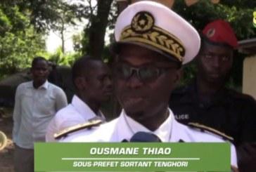 ARRONDISSEMENT DE TENGHORI: Ousmane Thiao passe le témoin à Ibrahima Diouf