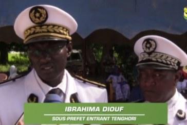 ARRONDISSEMENT DE TENGHORI: Le nouveau sous-préfet tend la main aux collectivités territoriales