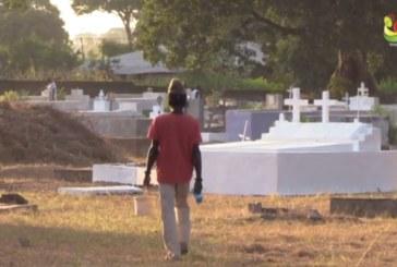 BIGNONA: La communauté catholique prépare laToussaint