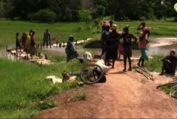 MANGOULE Plusieurs difficultés mettent à genoux toute l'économie de ce village du FOGNY