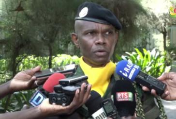 ZIGUINCHOR: Le colonel Souleymane Kandé installé commandant de la zone 5