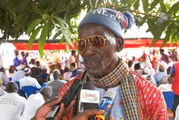 GOUDOMP A réceptionné ce vendredi une ambulance médicalisée, œuvre de Thierno Seydi