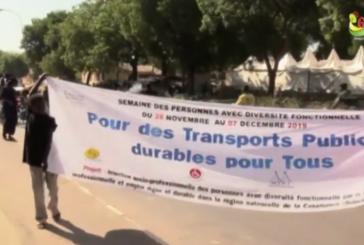 BIGNONA : Le cri de cœur des personnes à mobilité réduite pour leur accès au transport