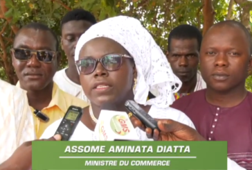 FANDA : Assome Aminata Diatta magnifie les actions de haute portée de feu balla Naar Dieng