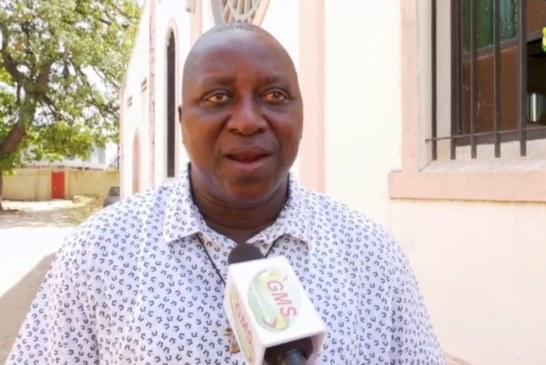 TOUSSAINT 2019 ABBÉE Serge Otis Sambou revient sur le sens de la célébration