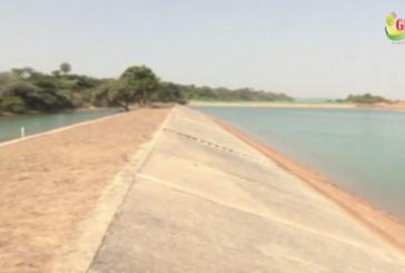 BIGNONA Lamine Keïta encourage l'état à réaliser des aménagements autour du barrage d'Affiniam