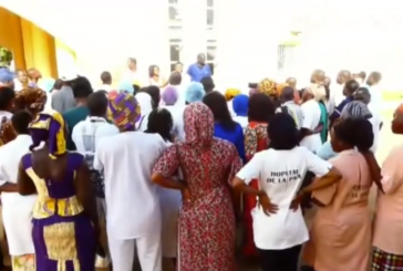 ZIGUINCHOR Les travailleurs dénoncent des agissements discriminatoires de la direction de l'hôpital de la paix