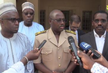 ZIGUINCHOR: La visite du DG de la SONATEL bien appréciée par le gouverneur de la région