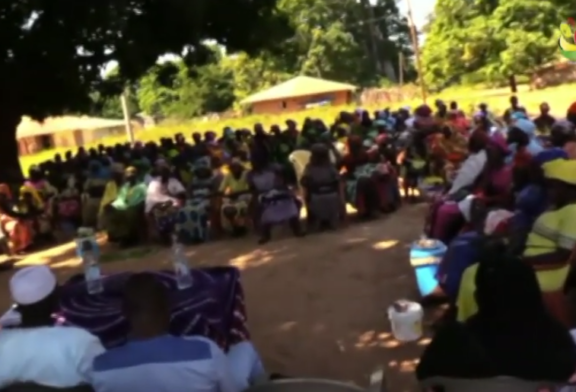 BIGNONA: Le maire de Sindian contractualise avec une banque pour le financement des femmes par les «AVEC»