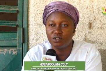 ZIGUINCHOR: L'acte citoyen des habitants de la cite des enseignants magnifie par le corps médical