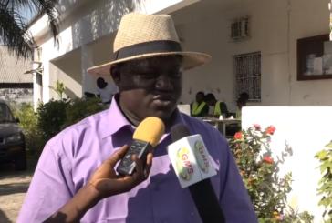ELECTION PRÉSIDENTIELLE EN GUINÉE-BISSAU CE dimanche 24 novembre 2019 l'honorable député du PAIGC a effectué son devoir civique à Ziguinchor.
