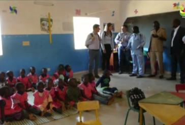 BIGNONA : La commune de Balingore reçoit ses partenaires allemands