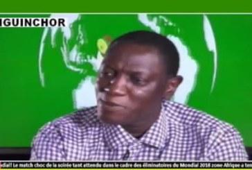 ZIGUINCHOR : Décès de Mamadou Papo Mané, une nouvelle brutale qui a affecté le réveil des populations