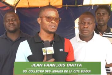 ZIGUINCHOR: Les jeunes de Biagui apporte leur contribution humanitaire pour le renforcementde la banque de sang de l'hôpitalrégional