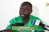 LE CASA REÇOIT TENGUEDJ FC le dimanche au stade Aline Sitoé Diatta, le coach intérimaire Ansou Diadhiou se dit confiant et optimiste