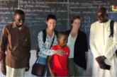 LA COOPÉRATION BELGE «GEOMOUN» S'engage dans la protection des enfants malvoyants dans le sud du pays
