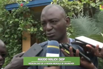 MAODO MALICK DIOP: La région de Ziguinchor tourne avec un taux de 95% par rapport aux accouchements assistes par un personnel qualifie