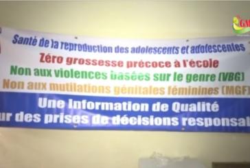 LES CLUB EVF DE ZIGUINCHOR s'engagent dans le combat pour mettre fin aux grossesses précoces dans les établissements scolaires