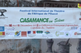 LA LUTTE CONTRE L'IMMIGRATION CLANDESTINE au cœur de la 11 ème édition du festival Casamance en scène lancé ce samedi à Ziguinchor