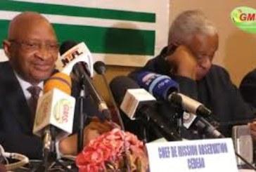BISSAU : La CEDEAO exhorte les candidats à maintenir leur postures de responsabilité jusqu'à l'achèvement du processus  électoral