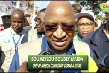 BISSAU: LA CEDEAO ESTIME QUE 50% DES ELECTEURS ONT ACCOMPLI LE VOTE A 11 HEURES