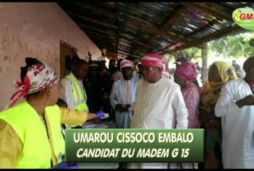 UMARO SISSOCO EMBALO se dit confiant et avertit  la Commission électorale