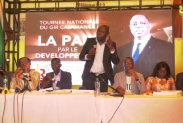 ZIGUINCHOR: LE G.I.R Étale les réalisations du président Macky Sall en Casamance