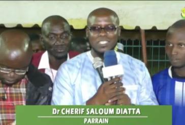 BIGNONA : DR Cherif Saloum Diatta du PASTEF signe un bail avec la jeunesse