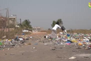 ZIGUINCHOR: Quand les ordures assurent le décor à la cite Goumel