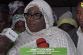 ZIGUINCHOR: DR Annette Seck Ndiaye incite jeunes et femmes à engager le combat pour le développement durable