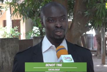 ZIGUINCHOR: Le phénomène des agressions explique par le sociologue Benoit Tine