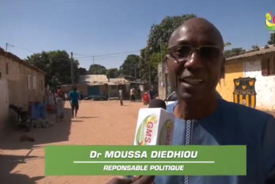 INCENDIE À GRAND DAKAR: Le Docteur Moussa Diédhiou appelle à un engagement solidaire en faveur de la famille Diédhiou