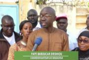 BIGNONA : L'UCS se remobilise pour Abdoulaye Baldé
