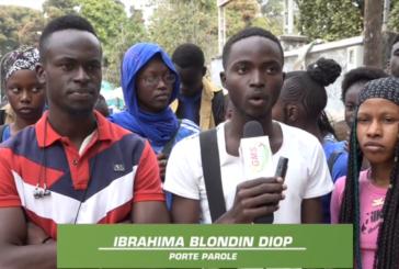LYCÉE DJIGNABO: Un élève arrêté par la police depuis le 31 décembre 2019, ses camarades alertent …