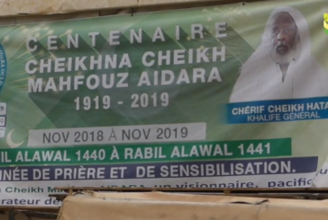 DAROU KHAÏRY: La 30 éme édition de la ziarra de chérif Chamsidine Aïdara Diato a vécu